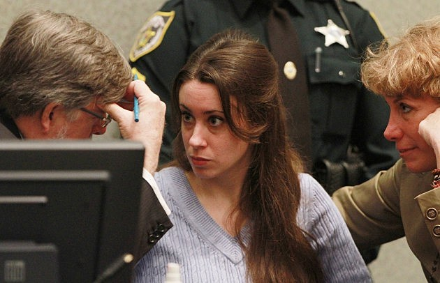 Casey Anthony's Life Story Up for Sale?