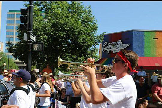 benefits of marching band The many benefits of marching band cannot be over-estimated — after all, we're still marching in step reply bob bassett says: june 25, 2014 at 3:51 pm.