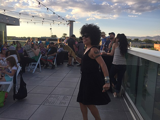Sunset Terrace Series at the Avalon