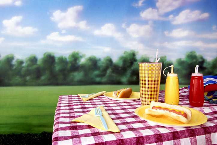 This Is The Best Place In Town For A Picnic