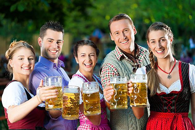 Celebrate Oktoberfest Amped on October 14