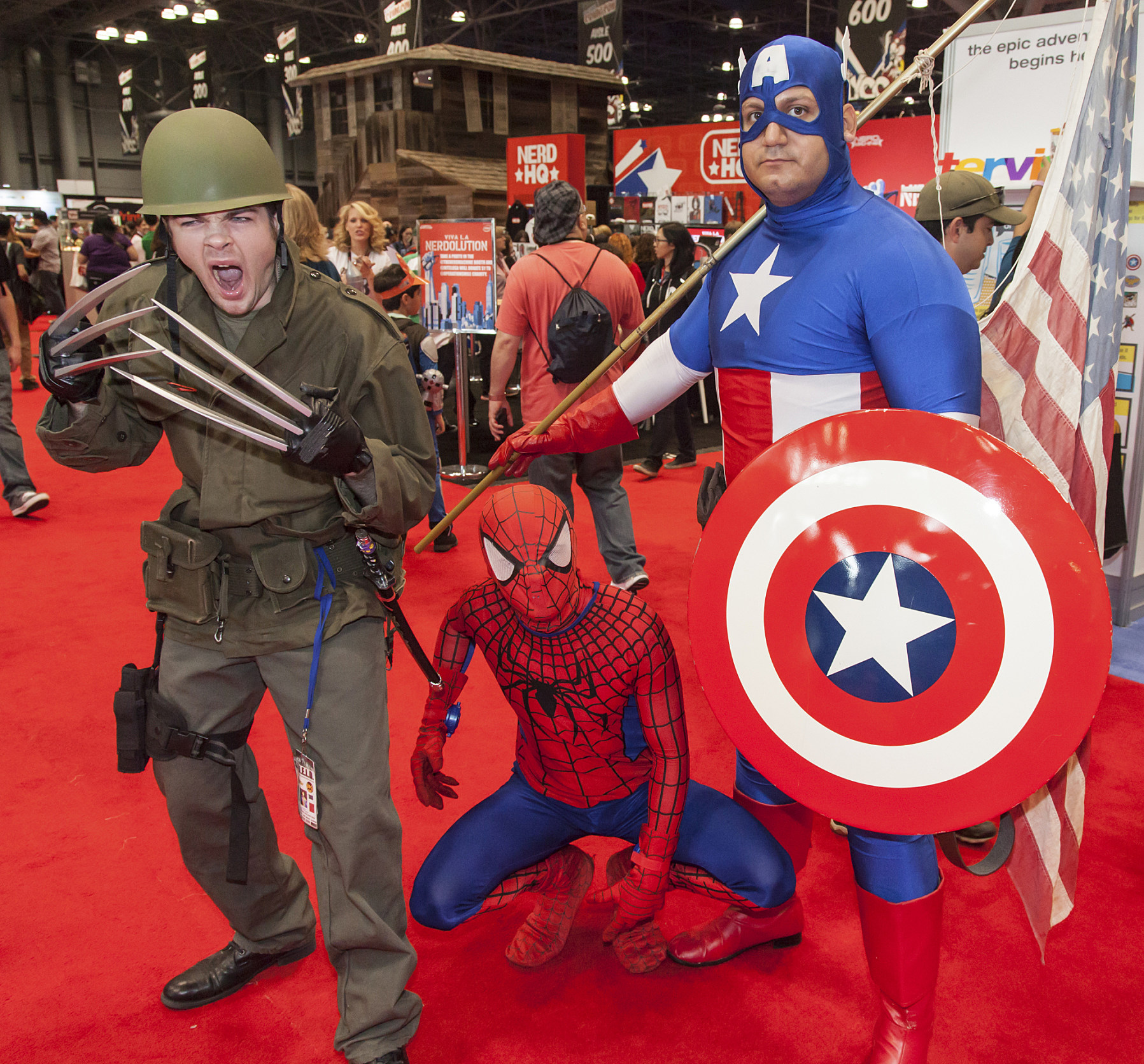 Our Very Own Local Comic-Con