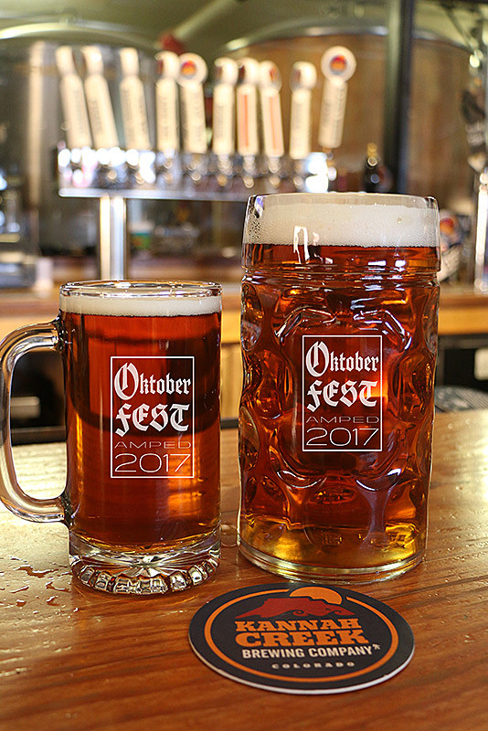 Prepping For Oktoberfest Amped By Chugging a Liter a Beer